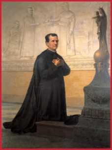 Favorite Quotes of St. John Bosco