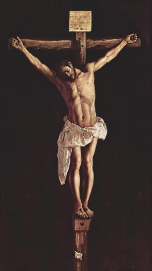 zurbaran-crucifixion