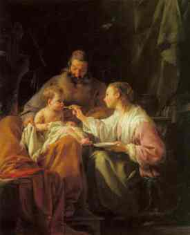The Catholic Young Woman: Watching the Holy Family