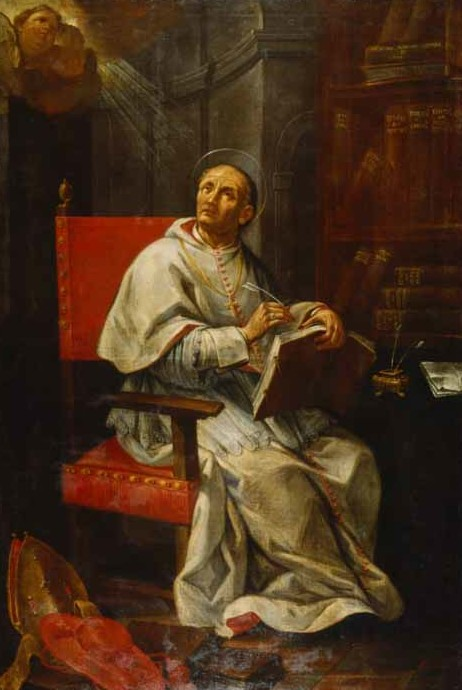 Memorial Bench: FEBRUARY 21 SAINT PETER DAMIAN