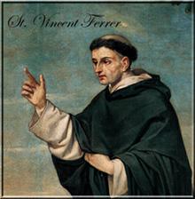 St. Vincent Ferrer Book