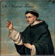 St. Vincent Ferrer Book