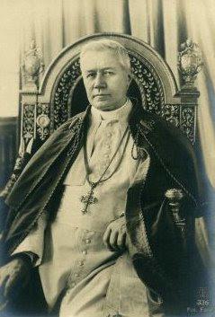 Pope St. Pius X (2)