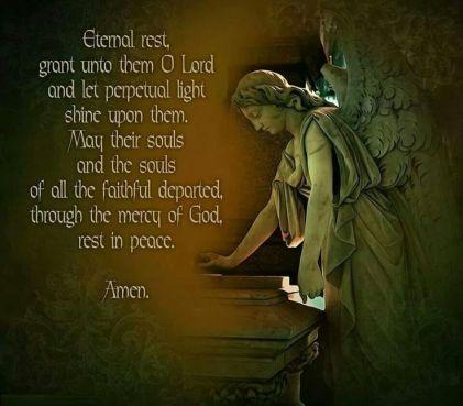 eternal rest prayer