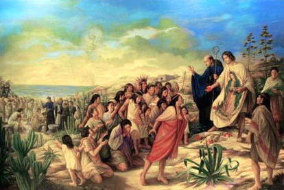 Juan diego shares the image