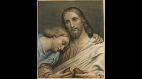 saint John and Jesus