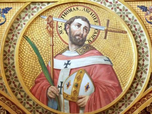 saint thomas beckett