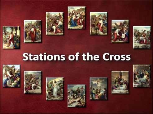 Stations of Our Lord's Cross