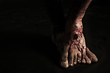 lightstock-2332-the-punctured-feet-of-jesus-2