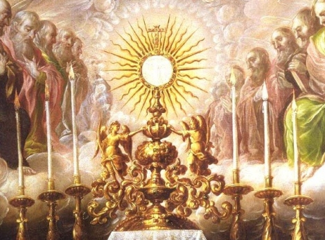 Monstrance Baroque
